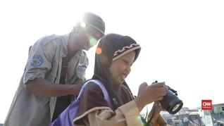 Ilyas dan Memori Indah di Pesisir Jakarta