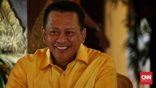 Isu Reshuffle Menguat, Bamsoet Tak Minat jadi Menteri