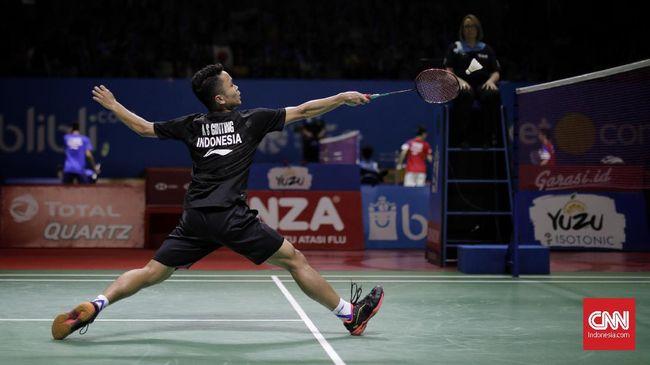 Setelah berhasil lolos ke babak kedua Kejuaraan Dunia Bulutangkis 2019, Anthony Sinisuka Ginting, mematok target lolos ke semifinal.