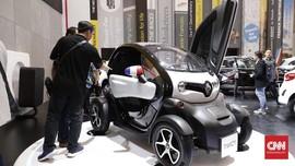 Mobil Listrik 2 Penumpang Renault Twizy Mulai Dijual di RI