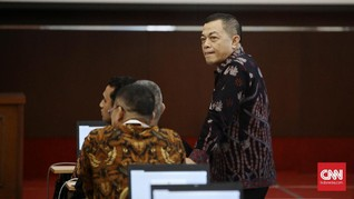 Antam Novambar, Gagal Tes Capim KPK hingga Plt Sekjen KKP