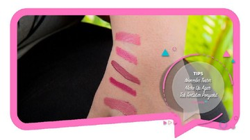 Tips Mencoba Tester Make Up Agar Tak Tertular Penyakit
