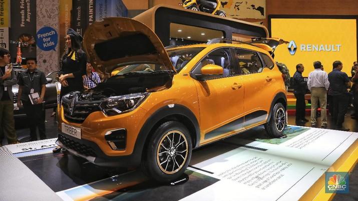 Harga Renault Triber Lawan Avanza Resmi Rilis, Ini Daftarnya