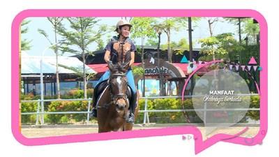 Manfaat Olahraga Berkuda