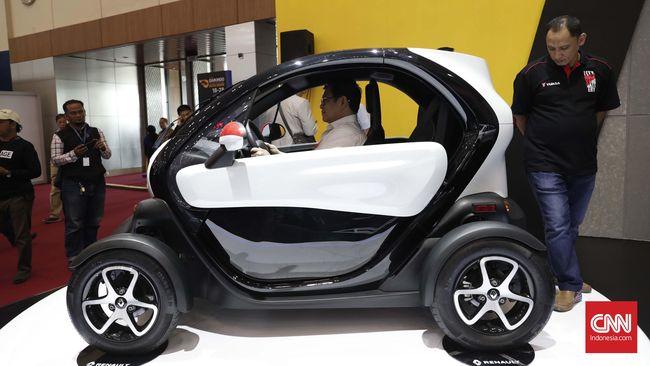 Prancis Sodorkan Bantuan Mobil Listrik Ke Indonesia