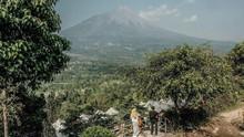 Objek Wisata Ketep Pass Kembali Dibuka