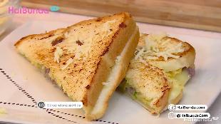 Resep Roti Panggang Keju, Snack Gurih nan Menyehatkan