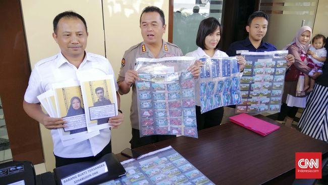 Polda Jatim Bekuk Sindikat Penipu Cashback Di Tokopedia