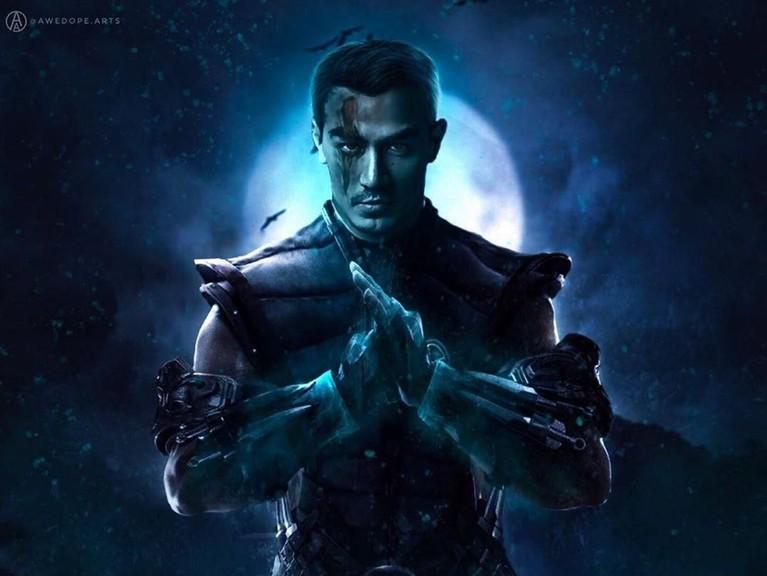 Fakta Karakter Sub Zero yang Diperankan Joe Taslim di Mortal Kombat versi Insertlive.