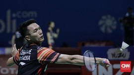 Hasil Undian Tunggal Putra di PBSI Home Tournament