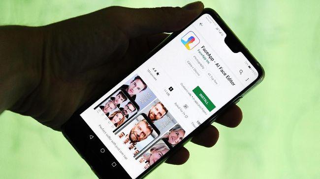FaceApp Picu Aplikasi Jadi Tua 'Abal-abal' Ikut Populer
