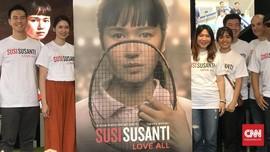 Pesan Laura Basuki untuk Atlet di Indonesia Open 2019