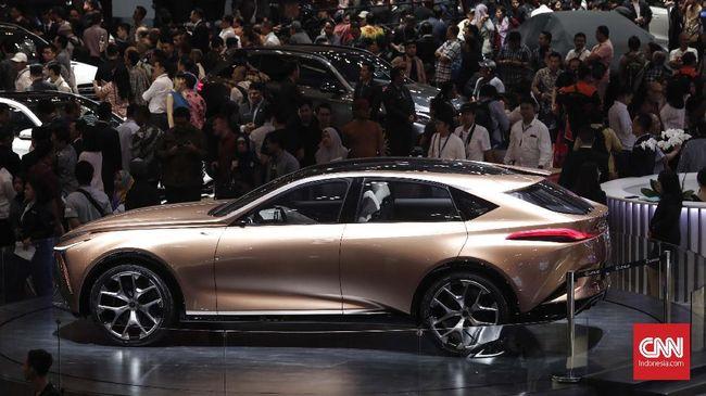 Penjualan mobil mewah selama Januari - Juni di Indonesia dipimpin BMW yang diikuti Mercedes-Benz.