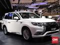 Mitsubishi Outlander PHEV Diskon Rp400 Juta di IIMS 2021