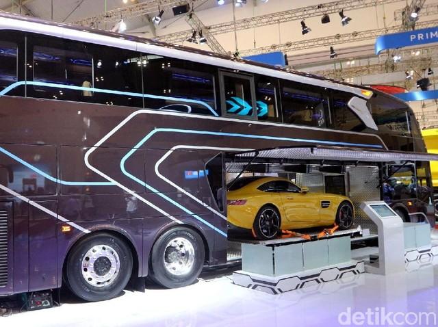Mobil Sport Boleh Masuk Bus