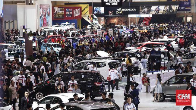 Mobil-mobil LCGC menjadi andalan buat performa perusahaan pembiayaan selama penyelenggaraan GIIAS.