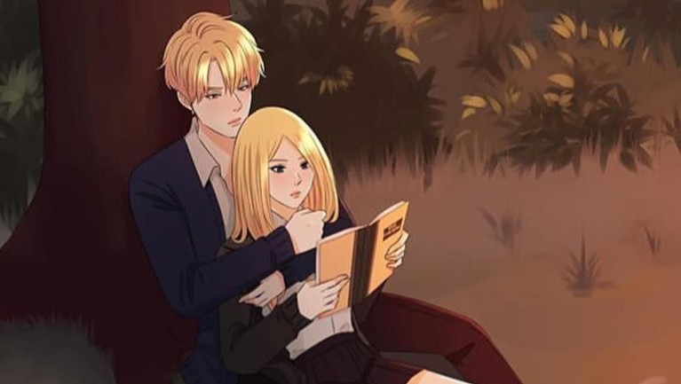 Tak lengkap rasanya jika tidak menampilkan pasangan mesra di setiap komik drama romantis. Lalu ada siapa saja ya pasangan yang paling romantis di Webtoon?