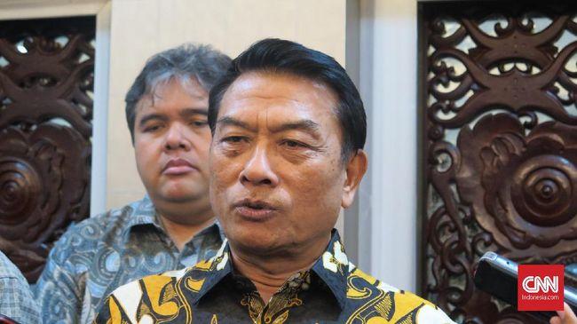 Kepala Staf Kepresidenan Moeldoko menyebut Gibran dan Bobby Nasutiion punya hak politik untuk dipilih dan memilih. Karena itu, pencalonan mereka adalah sah.