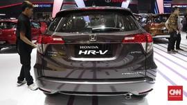 Honda HR-V Diuji Jalan di Thailand