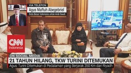 VIDEO: 21 Tahun Hilang, TKW Turini Ditemukan