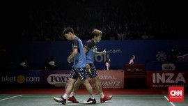 Alasan Kevin/Marcus Dipecah di PBSI Home Tournament