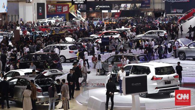 Berdasarkan data Gaikindo, penjualan mobil wholesales pada September 2021 sebesar 84.113 unit.