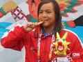 Renang Rebut Dua Emas Indonesia di ASG 2019