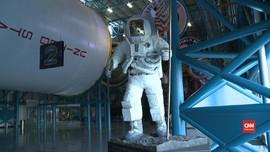 VIDEO: Menengok Tempat Apollo 11 Lepas Landas Menuju Bulan