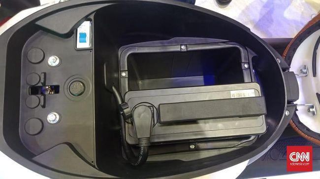 LG Chemical merupakan pemain baru dalam pengembangan skema battery swap motor listrik di Indonesia setelah NEDO dan Pertamina.