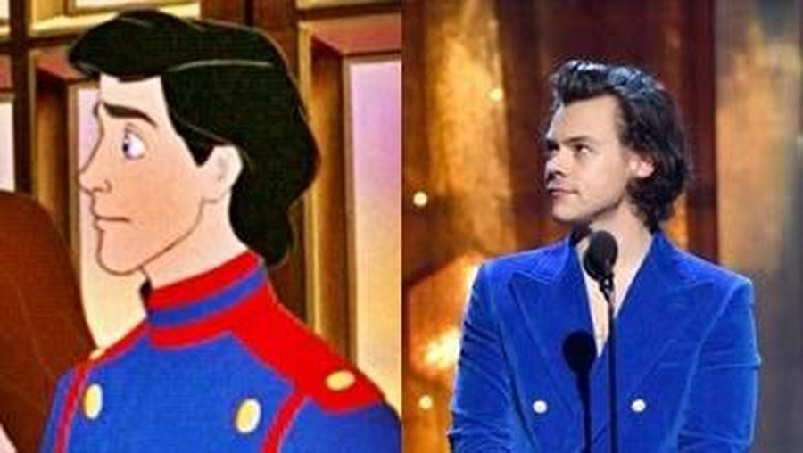 Harry Styles Tolak Peran Pangeran Eric dalam Live Action Little Mermaid