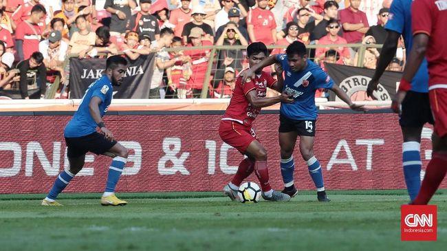 PSM Makassar berhasil unggul atas Persija Jakarta di babak pertama final leg kedua Piala Indonesia 2019.