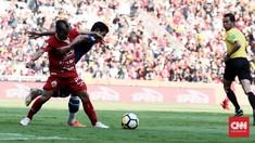 Jelang PSM vs Persija, Jalan Menuju Stadion Ditutup