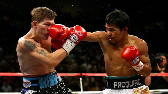 Mantan petinju asal Inggris Ricky Hatton mencurigai Manny Pacquiao menggunakan obat-obatan untuk meningkatkan performa di atas ring.