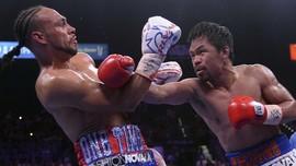 Tuding Juri Salah Nilai, Thurman Ajak Pacquiao <i>Rematch</i>