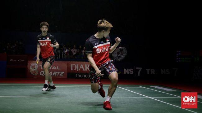 Dua turnamen badminton Indonesia Open 2021 dan Indonesia Masters 2021 ditunda oleh Federasi Badminton Internasional (BWF).