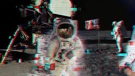 Kampus AS Bikin Video Palsu Kecelakaan Misi ke Bulan