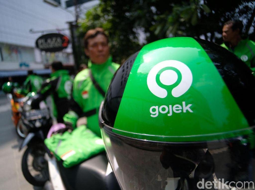 Gojek Ganti Logo, Begini Tampilannya