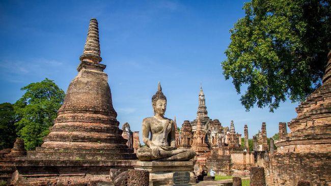 Berikut rekomendasi tempat wisata di Thailand yang terkenal, mulai dari wisata alam, ekowisata, sampai landmark bersejarahnya.