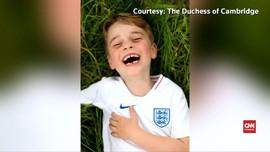 VIDEO: Keceriaan Pangeran George di Ulang Tahun ke-6