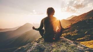 Hidup Lama Tanpa Makan dan Minum, Praktisi Meditasi Meninggal