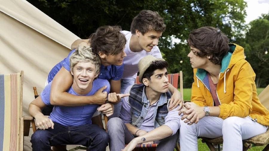 9 Tahun Berlalu, Apa Kabar Personel One Direction?