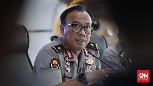 Karopenmas Divisi Humas Polri menyatakan pemilihan Irjen Pol Firli Bahuri sebagai Ketua KPK di DPR telah dilakukan secara transparan oleh rakyat.
