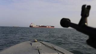 Kapal Tanker Berbendera Inggris Nyaris Dirompak di Teluk Aden