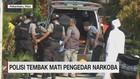 VIDEO: Polisi Tembak Mati Pengedar Narkoba