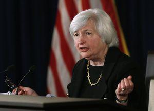 Joe Biden Pilih Janet Yellen Sebagai Menkeu AS
