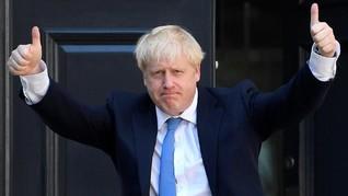 Yakin Brexit Lolos, Boris Johnson Samakan Diri dengan Hulk