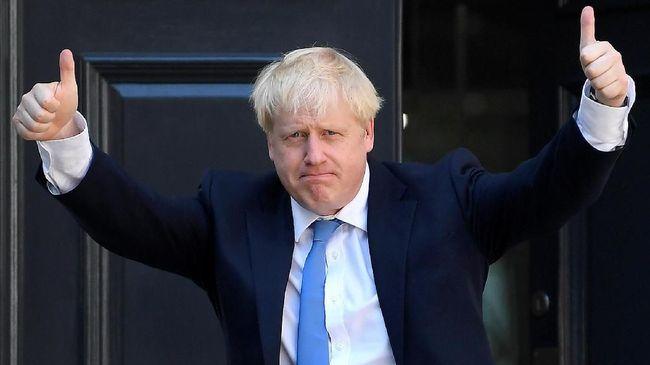 PM Boris Johnson menyamakan dirinya seperti salah satu karakter pahlawan super, Hulk, saat menegaskan tekad untuk mengeluarkan Inggris dari Uni Eropa.