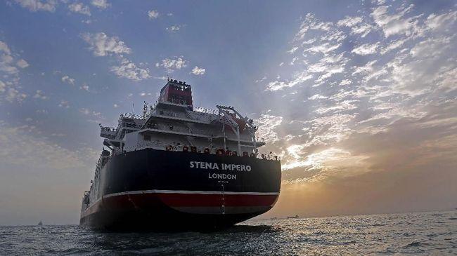 Pemerintah Iran dilaporkan segera membebaskan kapal tanker perusahaan Swedia berbendera Inggris, Stena Impero, yang ditawan sejak 19 Juli lalu.