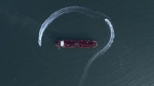 'Polusi Minyak', Iran Tangkap Kapal Tanker Berbendera Korsel