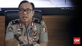 Polisi Tetapkan Tersangka Aktor Intelektual Kerusuhan Papua
